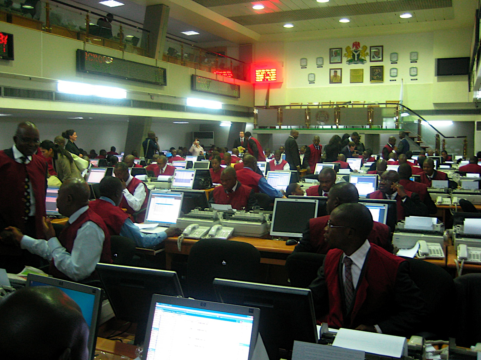 NSE indices record first gain in December, up 0.19%
