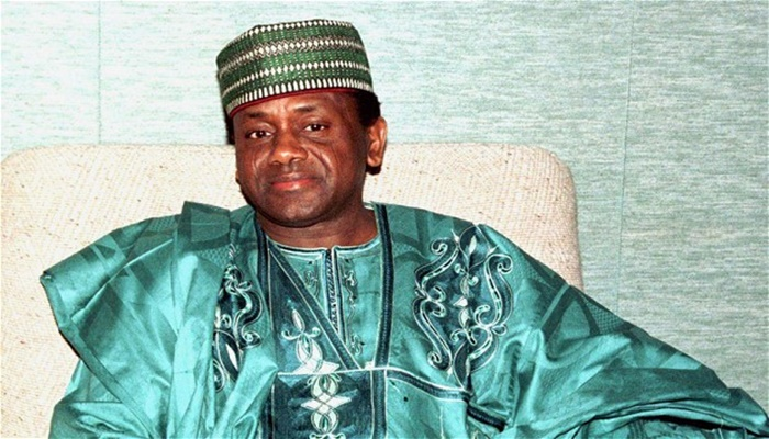 Nigeria to recover €5.5 million Abacha loot from Ireland