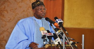 Text of the press conference of Minister of Information and Culture, Alhaji Lai Mohammed