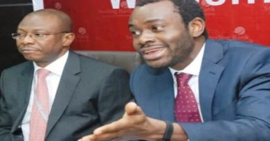 Sterling Bank appoints Suleiman new MD, as Adeola retires