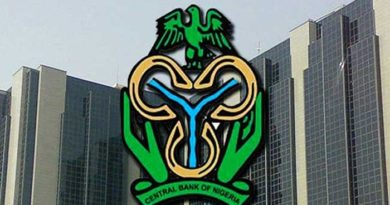 CBN leaves benchmark lending rate unchanged at 13.5%