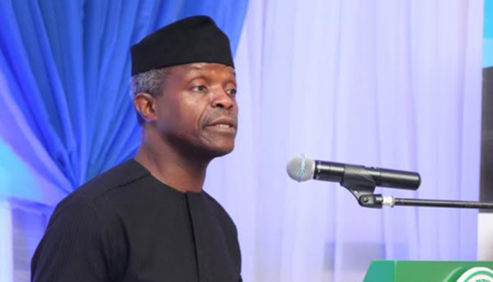 Technology is the future of Nigeria's economy, commerce and industry, says Osinbajo