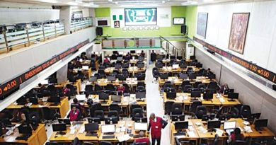 Investors lose N59bn on Nigerian bourse on Friday