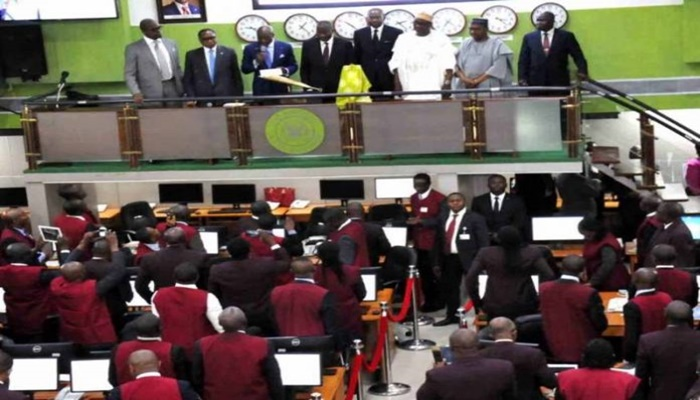 Nigerian burse down 0.40% Tuesday