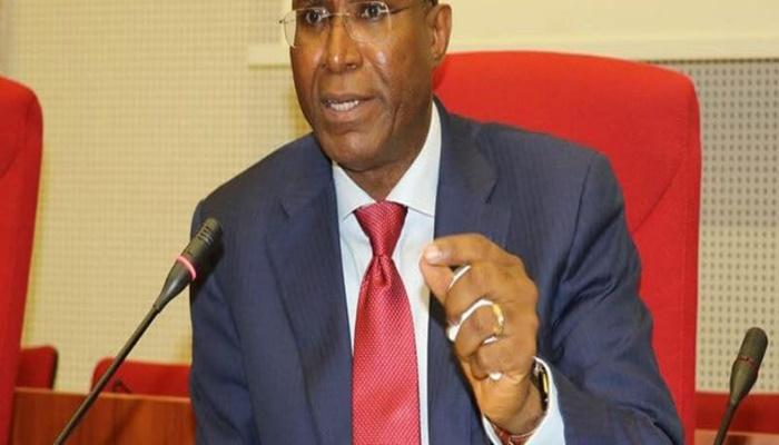 Senate mace snatching: Suspended lawmaker, Omo-Agege arrested