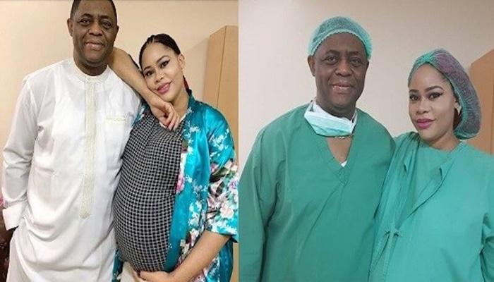 Fani-Kayode, wife welcome triplets