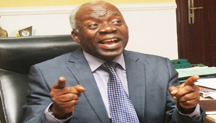 Nigerian Government responsible for attack on Lekki protesters -Femi Falana-led group