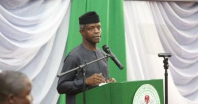Osinbajo highlights investment opportunities in Nigeria's challenges
