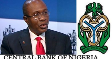 Nigerian economy: Emefiele foresees 3% GDP growth rate in 2019