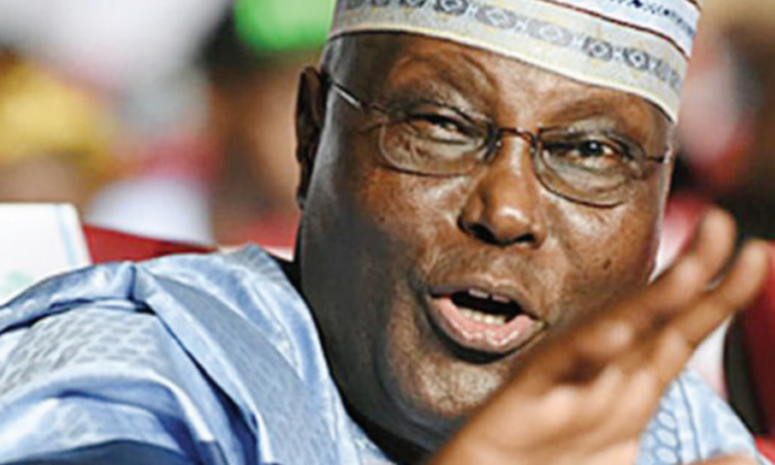 Image result for atiku crying