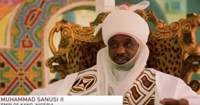 UN appoints Emir of Kano Sanusi II SDGs Advocate