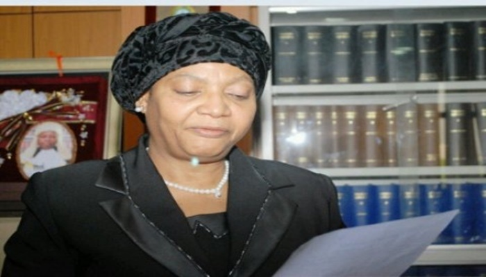 Why  Justice Bulkachuwa stepped down from Presidential Election Tribunal