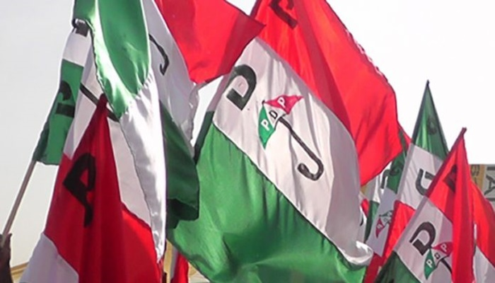 PDP reacts to 60 political parties' position on 'INEC server'