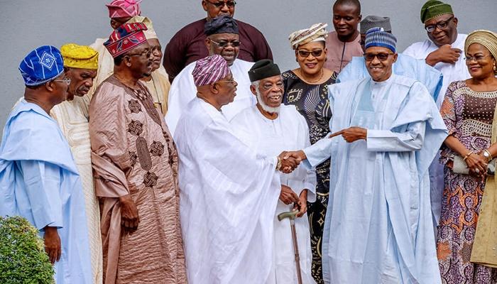 Afenifere meets, makes five demands of Buhari