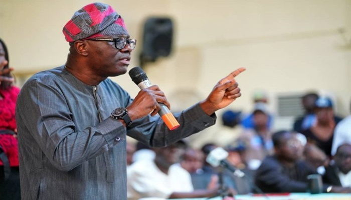 Nigeria@61: Sanwo-Olu harps on equity, fairness for better Nigeria