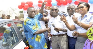 Dangote Cement 'Bag of Goodies' promo records first star prize winne