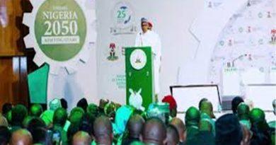 President Buhari's Speech at Nigerian Economic Summit