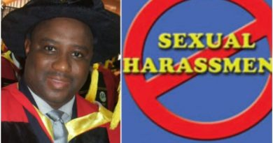 Curbing menace of sex for grades