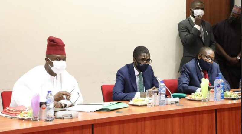 NDIC MD/CE and ED (OPs) nominees at the National Assembly